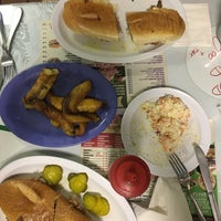 Photo taken at Milanes Spanish Restaurant by Lucy on 9/30/2016