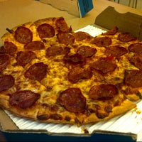 Photo taken at Domino's Pizza by Alfan Y. on 9/30/2012