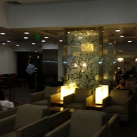 Photo taken at BA Galleries Lounge by Mark C. on 11/3/2013