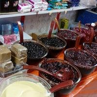 Photo taken at Mahmudabad Fruit Market | بازار روز محمود آباد by Asal J. on 6/1/2017