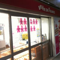 Photo taken at VIE DE FRANCE 王寺店 by ぴくし~ on 3/25/2013