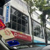Photo taken at CIMB Bank by Asyiqah A. on 12/15/2014