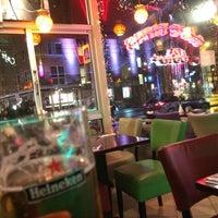 2/14/2016 tarihinde Arisa I.ziyaretçi tarafından Café Tapas Bar'de çekilen fotoğraf