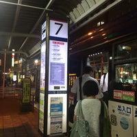 Photo taken at 津田沼駅南口バスターミナル by keiyo201 on 8/18/2016