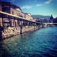 4/28/2013 tarihinde Yuşa Y.ziyaretçi tarafından Assos Antik Liman'de çekilen fotoğraf