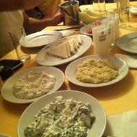 Photo taken at Refik Restaurant by Burcu O. on 1/4/2013