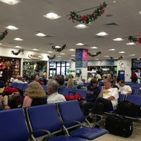 Photo taken at Owen Roberts International Airport (GCM) by Christine W. on 12/9/2012