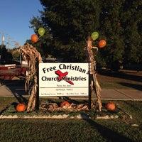 Photo taken at Free Christian Church by Sean M. on 11/2/2013