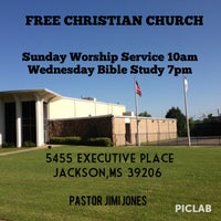 Photo taken at Free Christian Church by Sean M. on 10/19/2014