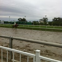 Photo taken at Fair Grounds Race Course & Slots by Rodney D. on 11/12/2012