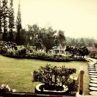 Photo taken at Sinabung Hills Resort Hotel by mel p. on 12/25/2015