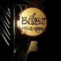4/6/2016 tarihinde Ozan K.ziyaretçi tarafından Bilbo Cafe & Bistro'de çekilen fotoğraf