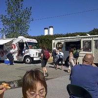 Foto tomada en Sneak Peak at Freshkills Park por Dan A. el 9/23/2012