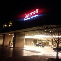 Photo taken at Crystal Gateway Marriott by James B. on 2/12/2013