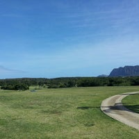 Photo taken at Olomana Golf Links by James B. on 3/4/2013