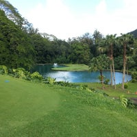 Photo taken at Royal Hawaiian Golf Club by James B. on 11/8/2012