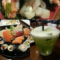 Foto tirada no(a) Nahoe Sushi por Flavio G. em 9/30/2012