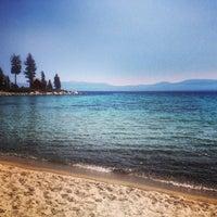 Photo taken at Meeks Bay Resort by Cody M. on 9/7/2013