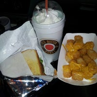 Photo taken at SONIC Drive In by Jennifer L. on 5/24/2013