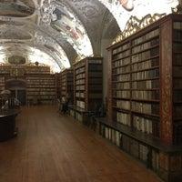 10/17/2017 tarihinde Alexandr P.ziyaretçi tarafından Strahovská knihovna'de çekilen fotoğraf