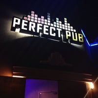 Photo taken at Perfect Pub by Andrea T. on 5/10/2014