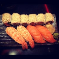 Photo taken at Sushi Express & Chinese Express by Pelin G. on 11/2/2012