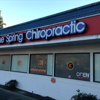 Photo taken at Blue Spring Chiropractic by Blue Spring Chiropractic on 10/15/2015