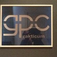 Photo taken at GESPRAKTICUM by Luis J. on 11/14/2012