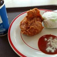 Photo taken at KFC by Leleang Dian S. on 7/27/2016