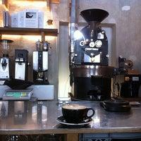 Das Foto wurde bei Bonanza Coffee von Iaroslava G. am 3/10/2013 aufgenommen