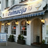 Photo taken at Restaurant Dalmacija by B.A.M. .. on 2/29/2016