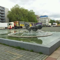 Photo taken at Van Grunsvenplein Heerlen by B.A.M. .. on 5/30/2013