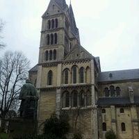 Снимок сделан в Munsterkerk пользователем B.A.M. .. 12/1/2012