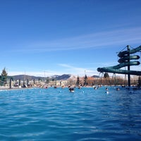 Photo taken at Fairmont Hot Springs Resort by Zach N. on 1/29/2017