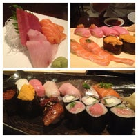 Photo taken at Sushi Ota by Jennifer L. on 3/18/2013