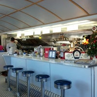 Photo taken at Route 62 Old Time Diner by Tai K. on 12/31/2012