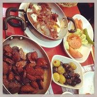 2/24/2013 tarihinde Kerem P.ziyaretçi tarafından Kale Cafe'de çekilen fotoğraf
