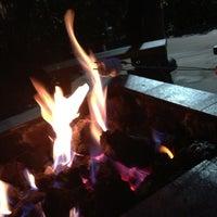 Photo taken at Sheraton Mountain Vista Villa S'mores Fire Pit by Jeremy M. on 6/13/2013