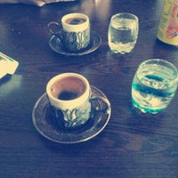 Photo taken at Cafe'de Mes's by Feyza C. on 6/2/2015
