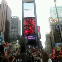 Photo taken at Times Square Alliance by Merve S. on 9/5/2016
