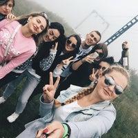 Photo taken at Карпати / Karpaty by Христинка Л. on 7/9/2016