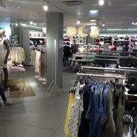 Photo taken at H&M by Alberto P. on 4/21/2013