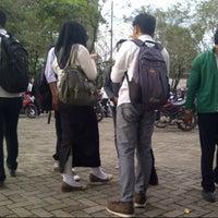 Photo taken at Fakultas Hukum by Habib A. on 6/18/2013