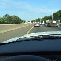 Photo taken at I-95 -- Westport by Vincent H. on 7/23/2014
