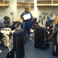 Photo taken at Columbus Ice Rink by Matthew S. on 2/9/2014