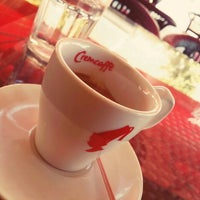 Photo taken at Crem Caffé by İsmail T. on 9/21/2016