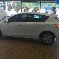 ... Photo Taken At Mazda Of South Charlotte By Antoine P. On 7/20/ ...