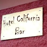 Photo taken at Hotel California by Eduardo S. on 12/30/2012