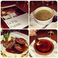 Photo prise au Restaurant Le P'Tit Plateau par Melanie C. le1/25/2014