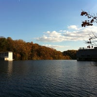 Photo taken at Loch Raven Dam by Rose A. on 10/21/2012